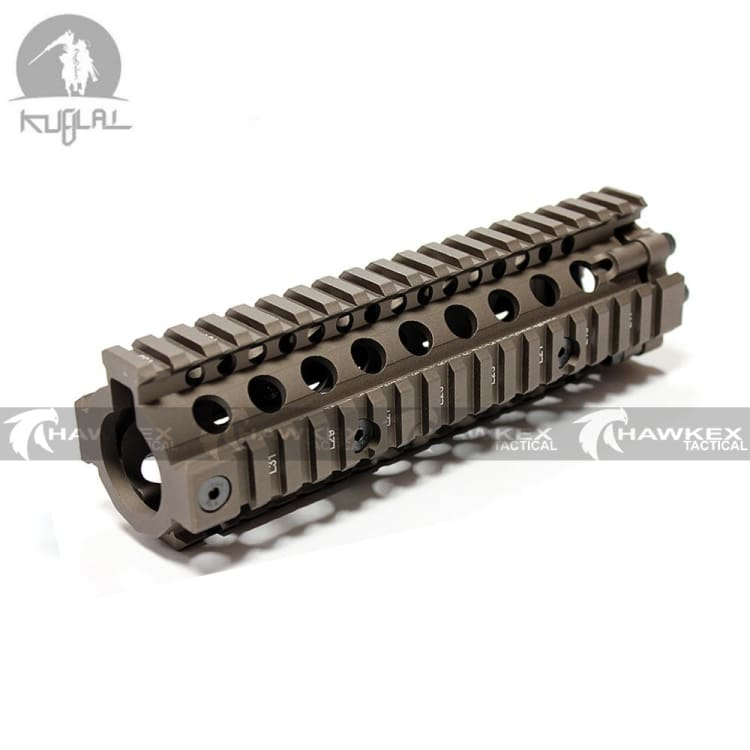 "MK18 RISII 7"" Gelball Handguard Tactical Rail"
