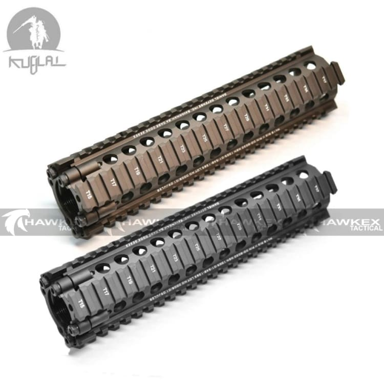 "MK18 RISII 9"" Gelball Handguard Tactical Rail"