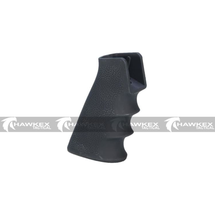 Pistol Grip (Type A) - Black - For V2 Gearbox Gel Blasters