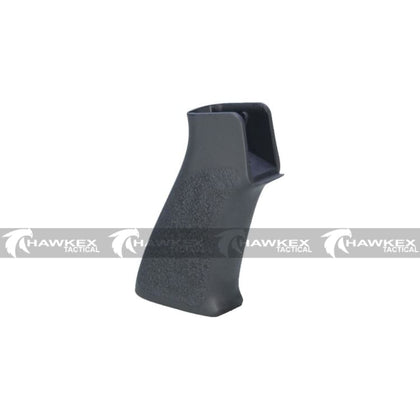 Pistol Grip (Type C) - Black - For V2 Gearbox Gel Blasters - Hawkex Tactical