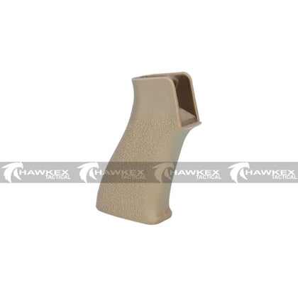 Pistol Grip (Type C) - Dark Earth - For V2 Gearbox Gel Blasters - Hawkex Tactical