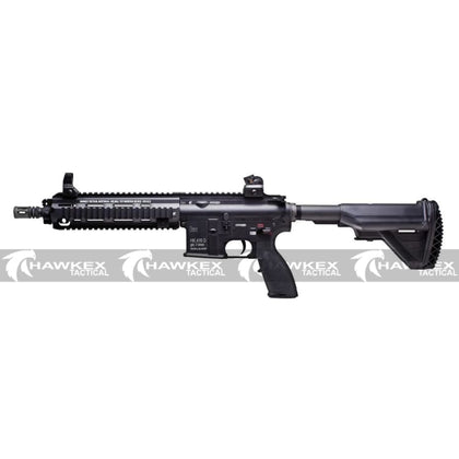 Metal HK416D GelBall Blaster Kit - Hawkex Tactical