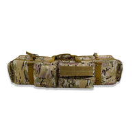 Double Gel Blaster Rifle Bag - Multicam
