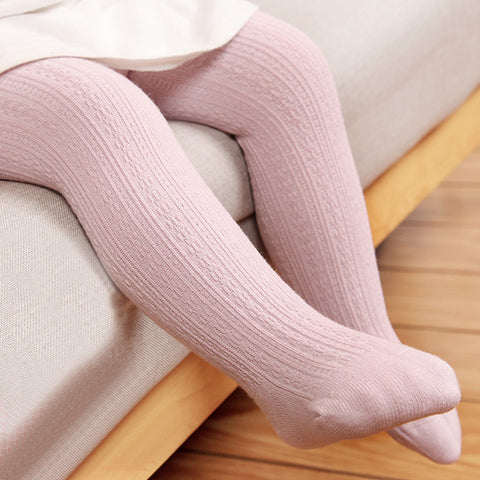 Soft Cotton Tights - MaisonMarys