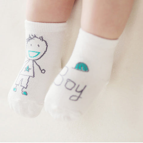 Anti-slip Infant Socks - MaisonMarys