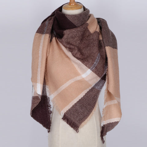 Triangular Winter Scarf - MaisonMarys