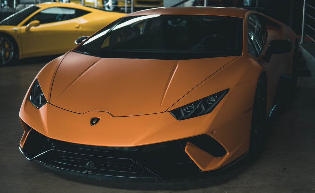 Barrels of London, Lamborghini Huracan Perfomante
