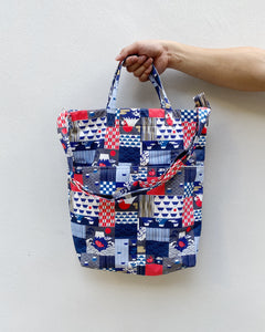 Handy Sling - Japanese Patchwork Icon (Water-Repellent)