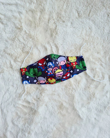 Kid's Mask -  Cotton.