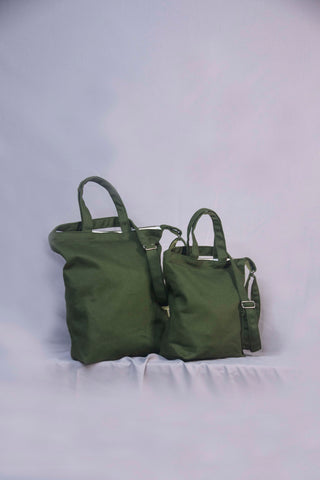 Mini/Small Sling Tote - Olive