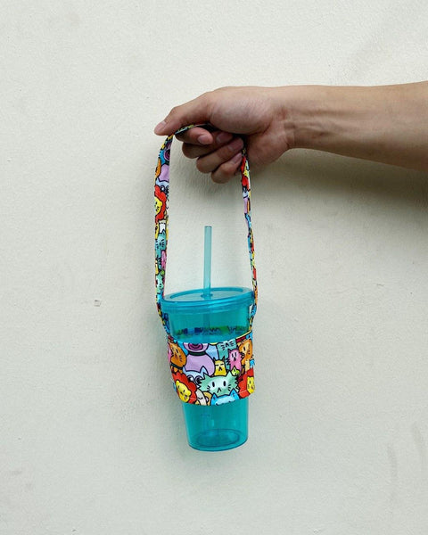 Reusable Cupholder