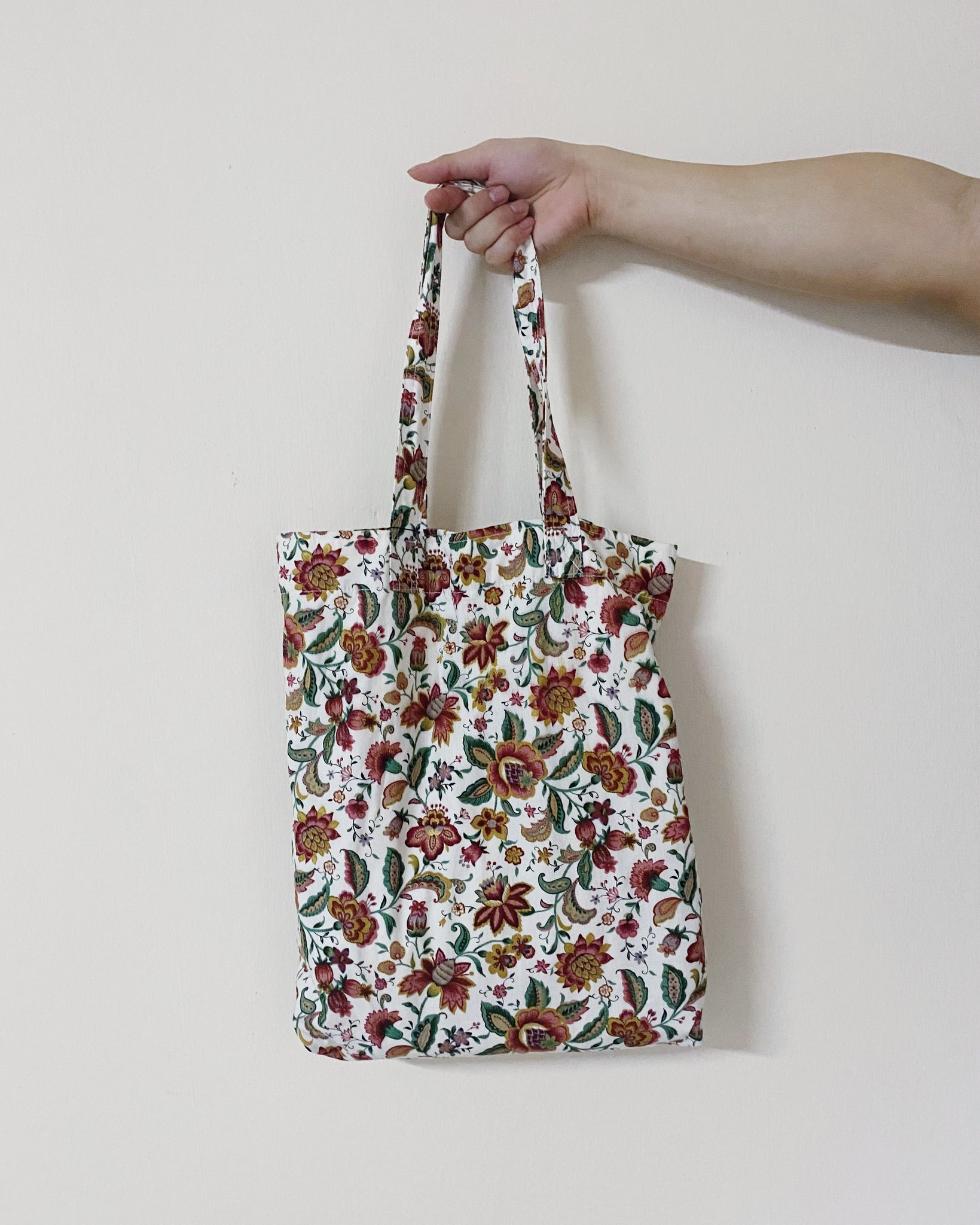 Basic Tote - Japanese Cotton