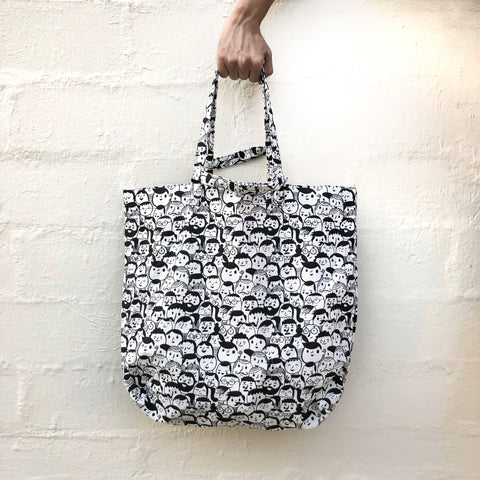 XL Tote (Canvas)
