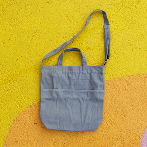 2 Way Tote - Grey