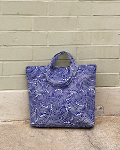 XL Tote (Zipper) (Canvas)