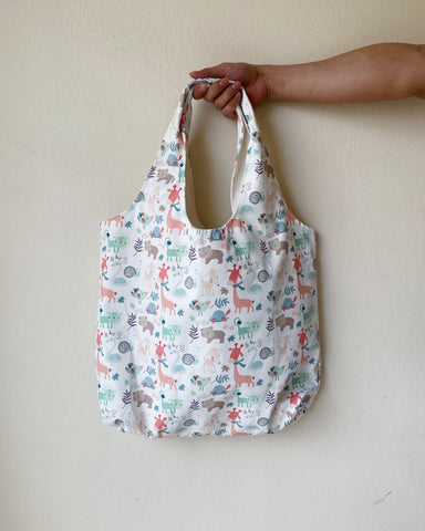 Shopper Tote - Polyester (Water repellent)