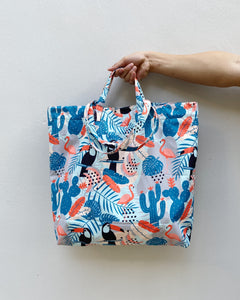 Tropicola XL Tote (Water Repellent)