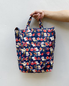 Handy Sling - Japanese Icons Monogram