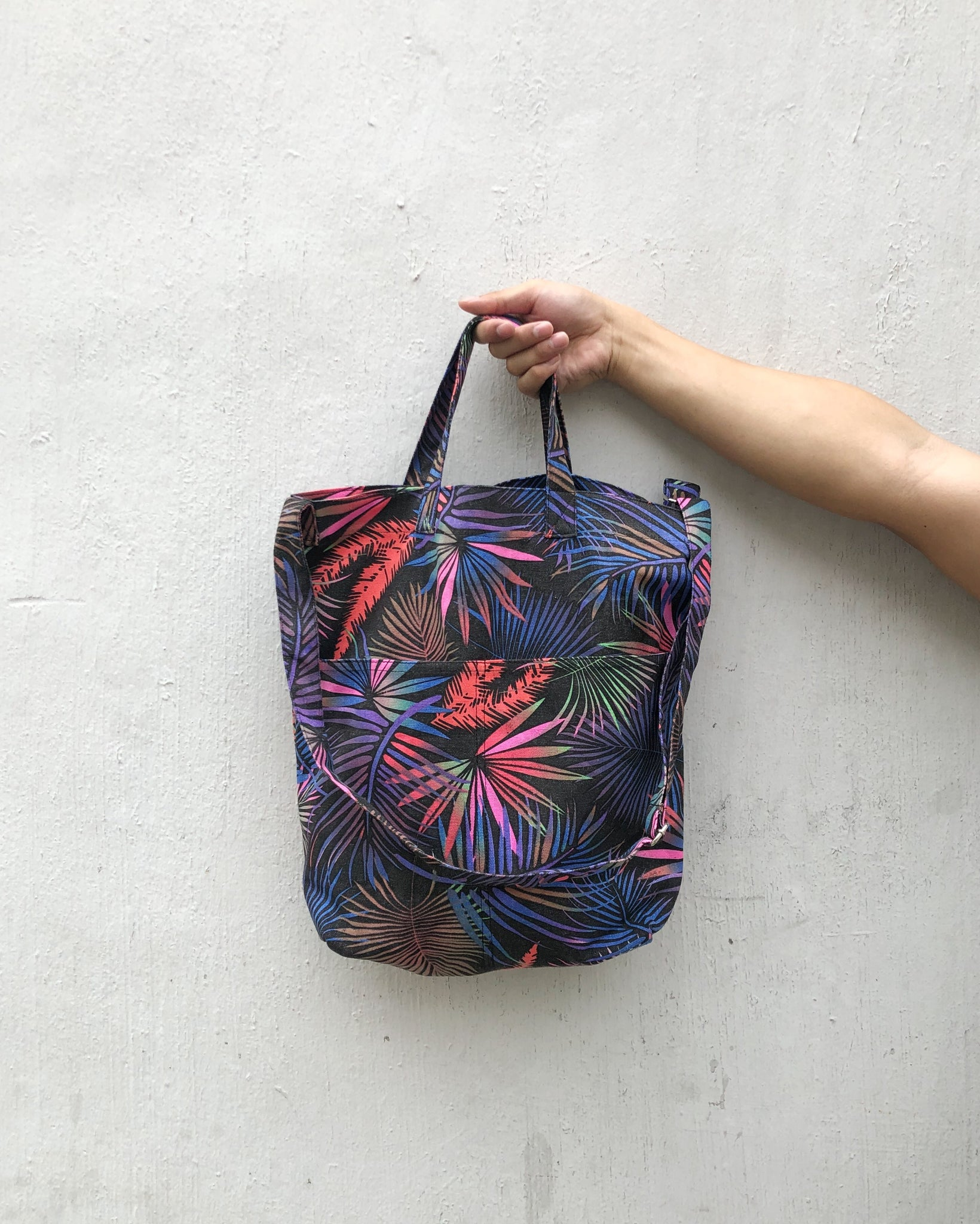 Handy Sling - Neon Floral
