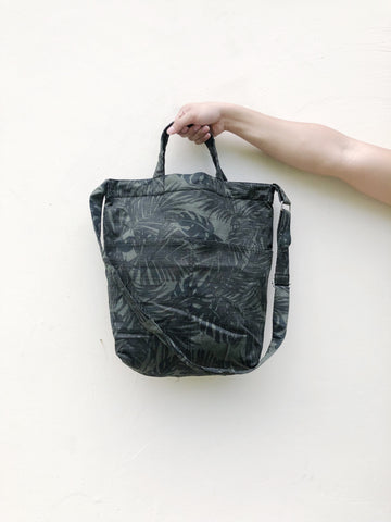 Urban Jungle Cotton Handy Sling
