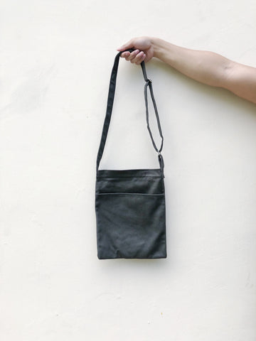 Small Pocket Sling - Grey