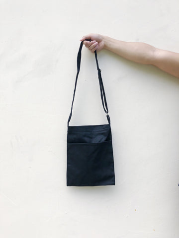 Small Pocket Sling - Black