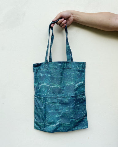 Double Pocket Tote (Polyester)