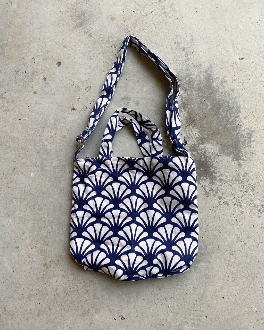 Mini/Small Sling Tote (Canvas)