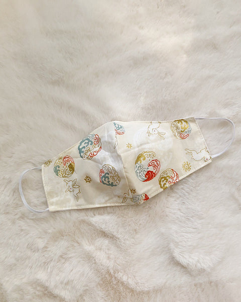 Reusable Mask - Premium Cotton