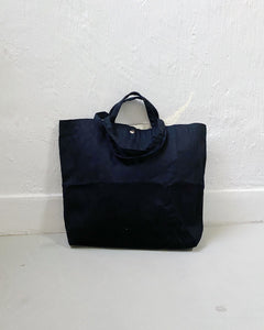 XL Tote (Canvas) Black