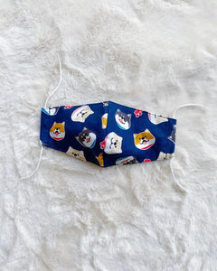 Kid's Mask - Premium Cotton.