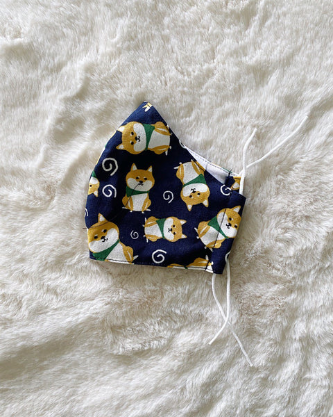 Reusable Mask - Premium Japanese Cotton. SLOT IN
