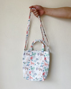 Mini/Small Sling Tote (Water-Repellent)