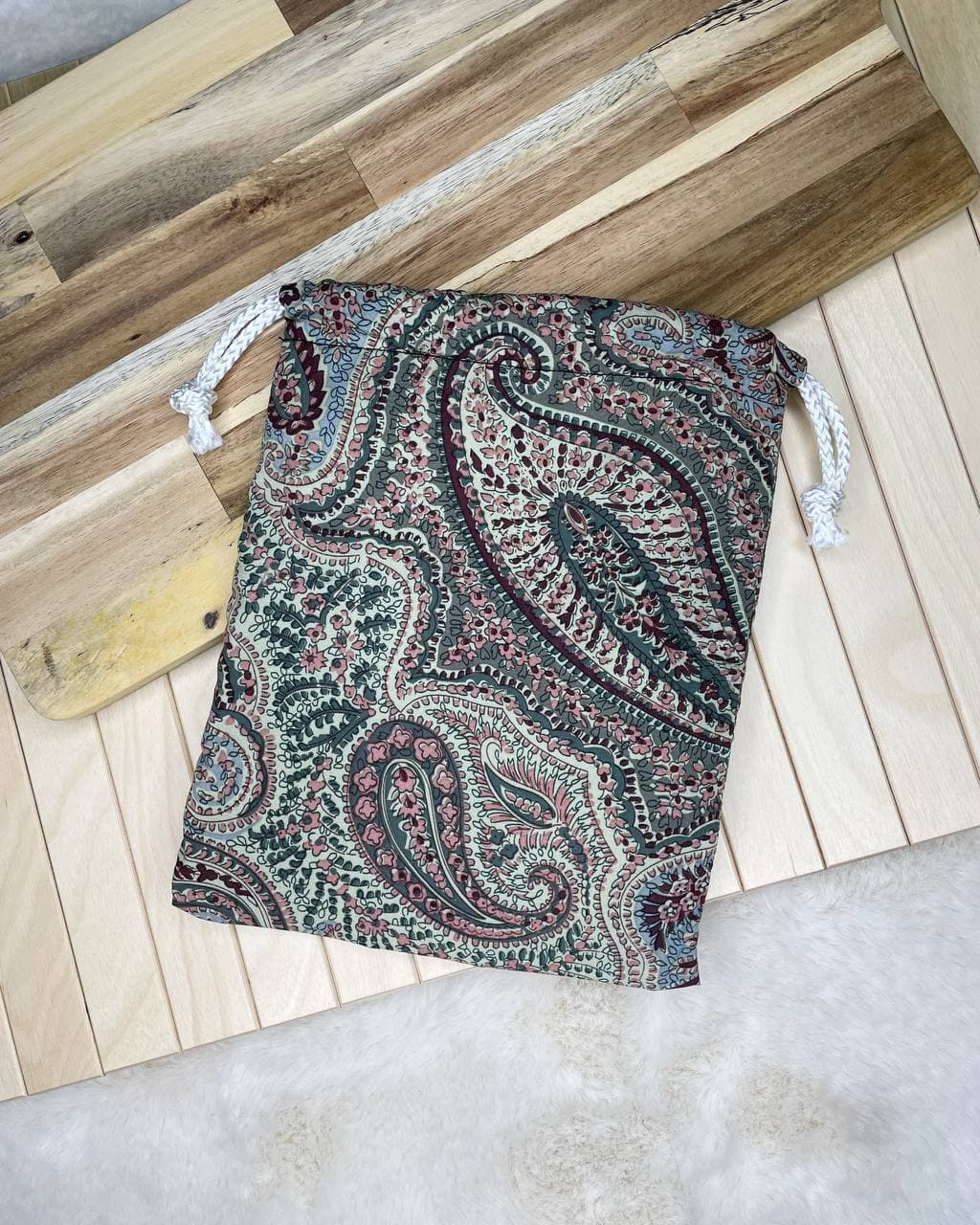 Drawstring Pouch Large