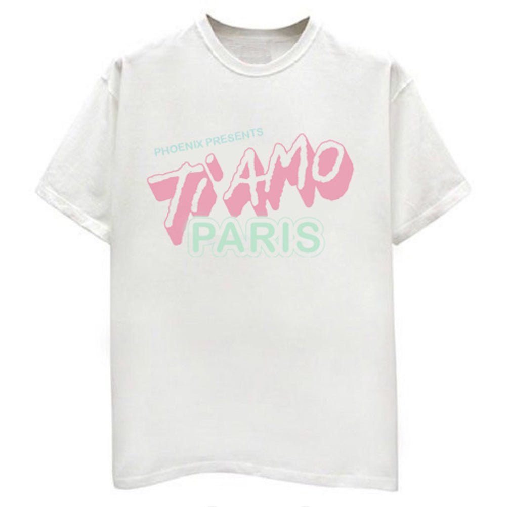 Ti Amo Paris Ltd Edition T-Shirt