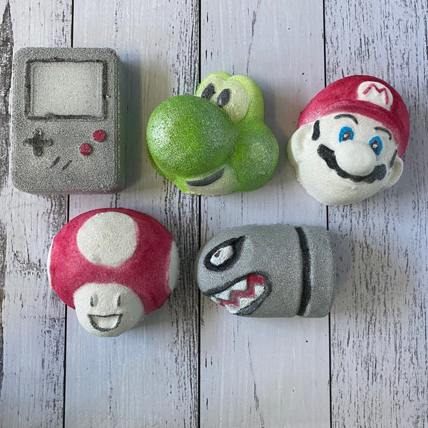 Bath Bomb  - Super Mario Fun