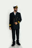 Merchant Navy Captain Suit ( Coat + Pant )