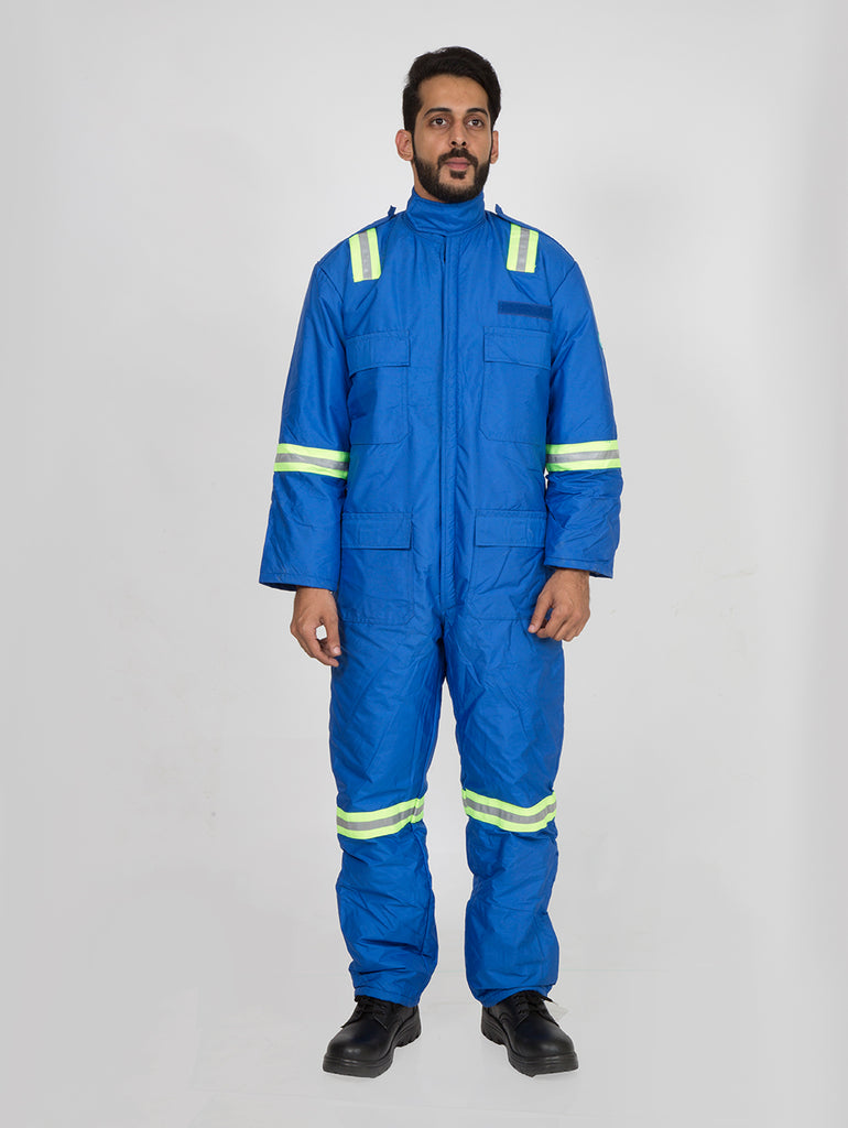 Coverall XT (With Reflective tapes)