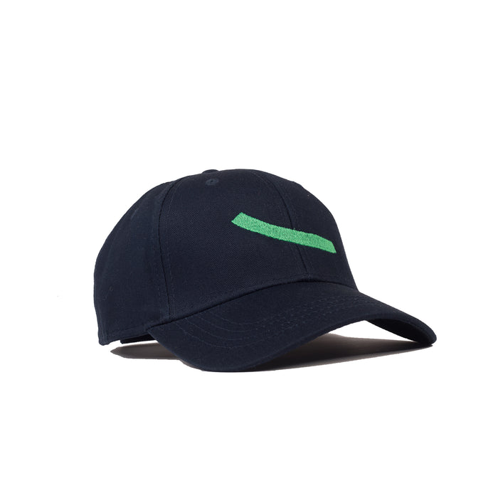 Baseball cap Navy blue hatsup
