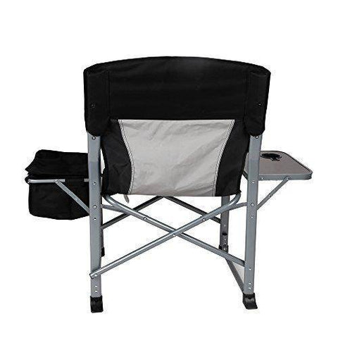 Image of Director's  Folding Chair with Cooler Bag and Side Table