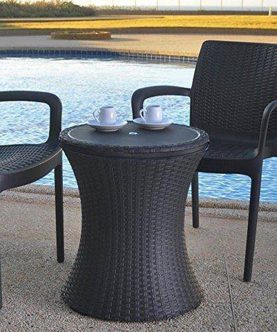 7.5-Gal Cool Patio Table