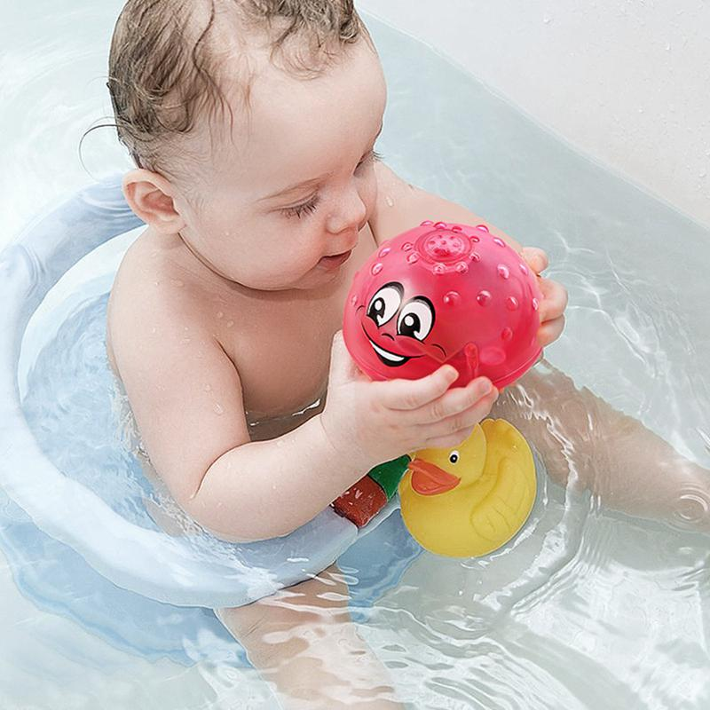 Baby Bath Electric Induction Water Fountain