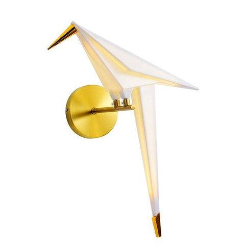 Image of Origami Bird Lamp