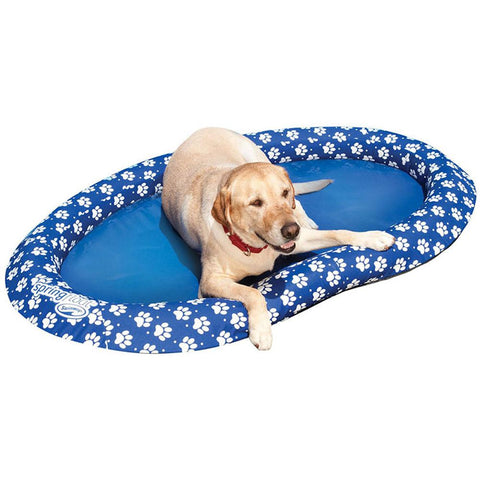 Image of Dog Pool Float