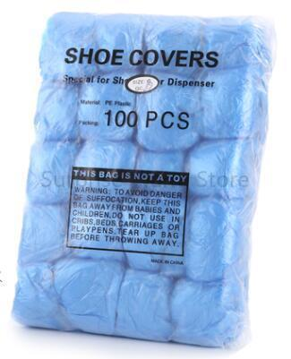 Image of Automatic Shoe Cover Dispenser