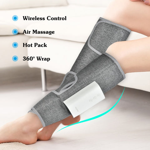 Wireless Leg Air Massager