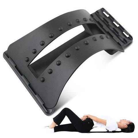 Image of Back massage stretcher