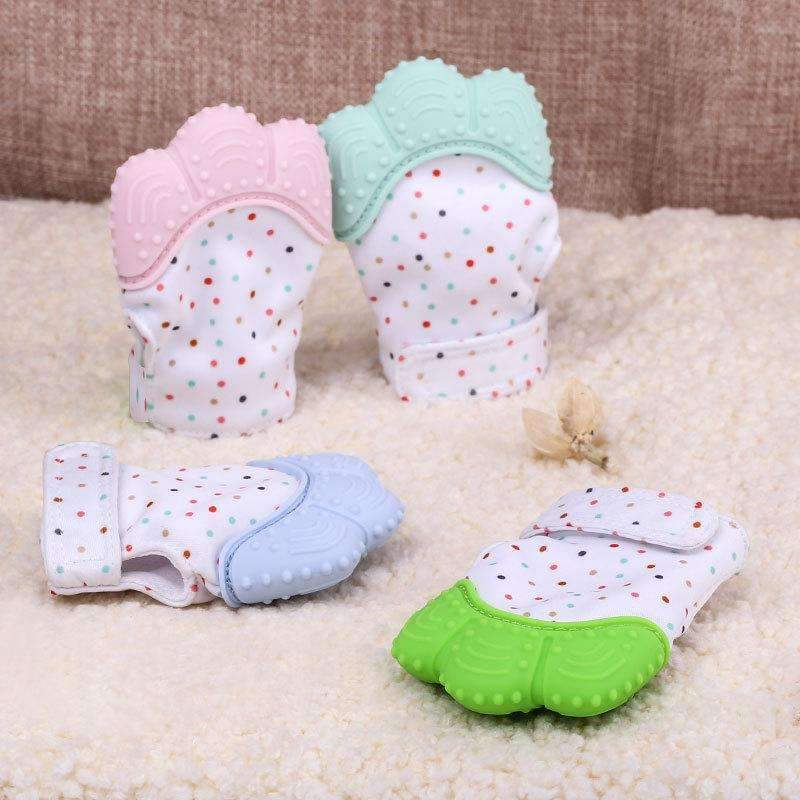 Baby Gloves Teether