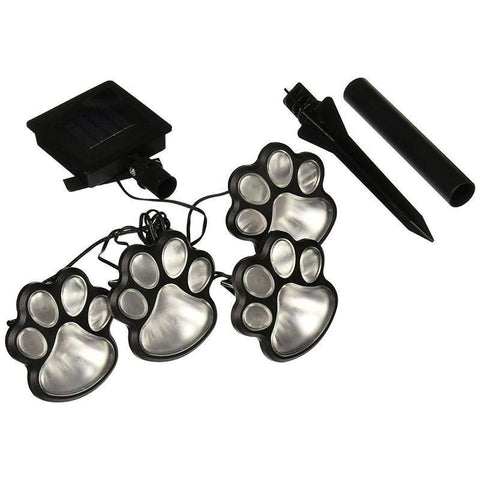 Image of Solar Paw LED Light