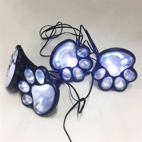 Solar Paw LED Light